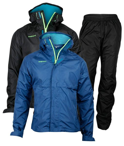 Paketpris Rain Jacket + Pants M