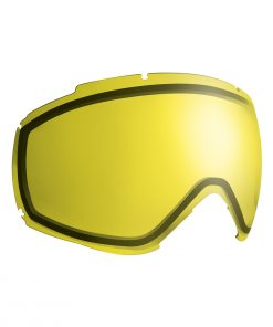 Extralins goggle gult glas