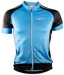 Bike Race Zip Top SS M