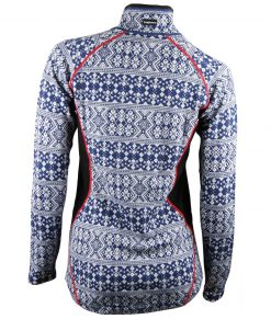 Merino Dalecarlian Top Polo II W