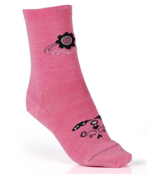 Merino Dalecarlian Socks Low