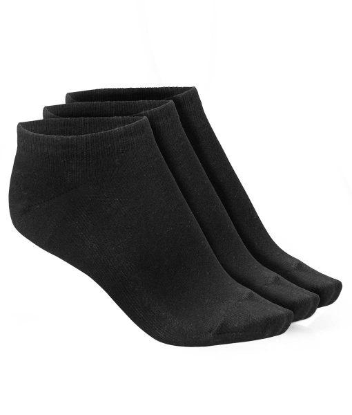 Bamboo Sneaker Socks 3-pack