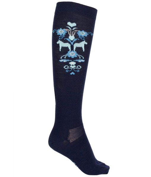 Merino Dalecarlian Socks Knee II